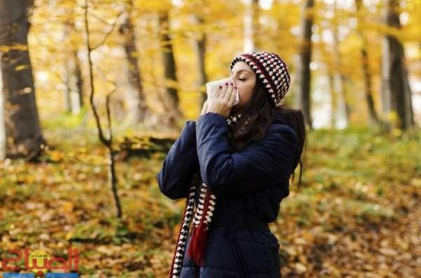 حساسية الخريف ... 6 نصائح للوقاية منها