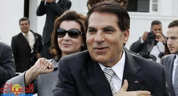 وفاة زين العابدين بن علي الرئيس التونسي الأسبق