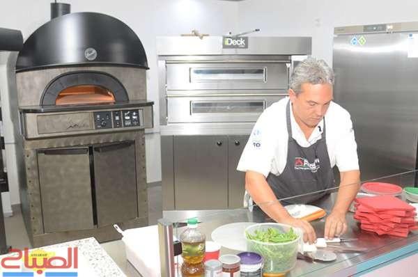 """Photo of """"نيابوليس""""… جيل جديد من أفران """"البيتزا"""""""
