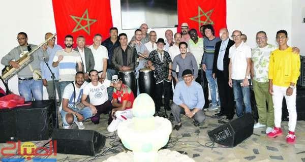 أفلام عربية  بمهرجان البيضاء