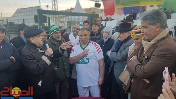 اتحاد المحمدية يتفادى هزيمة بالقلم