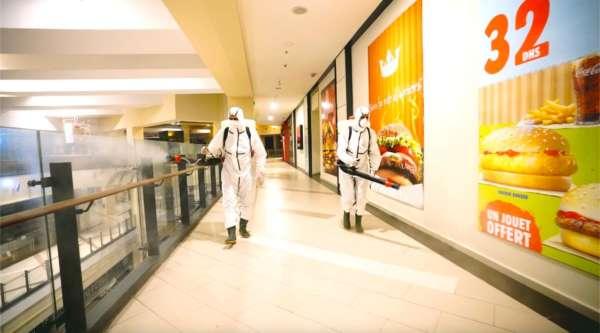 Aradei corona sandwich mall